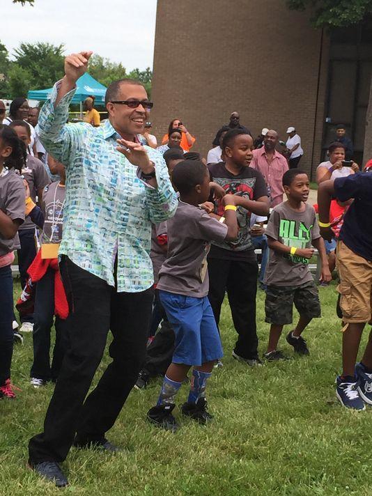 Chief Dancing